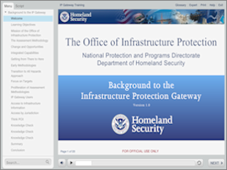 Infrastructure Protection Gateway